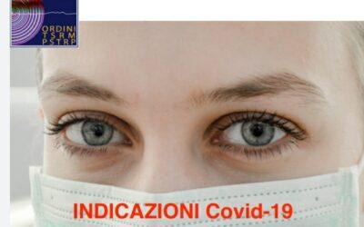 Indicazioni Covid-19