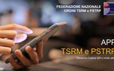 APP per i TSRM e PSTRP