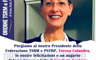 Federazione TSRM e PSTRP: Eletto nuovo Presidente
